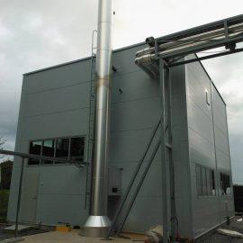 Höyrykeskus 2,8 MW
