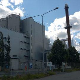 60 MW voimalaitos